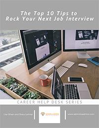 eBook: Top 10 Job Interview Tips