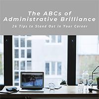 eBook: ABCs of Administrative Brilliance